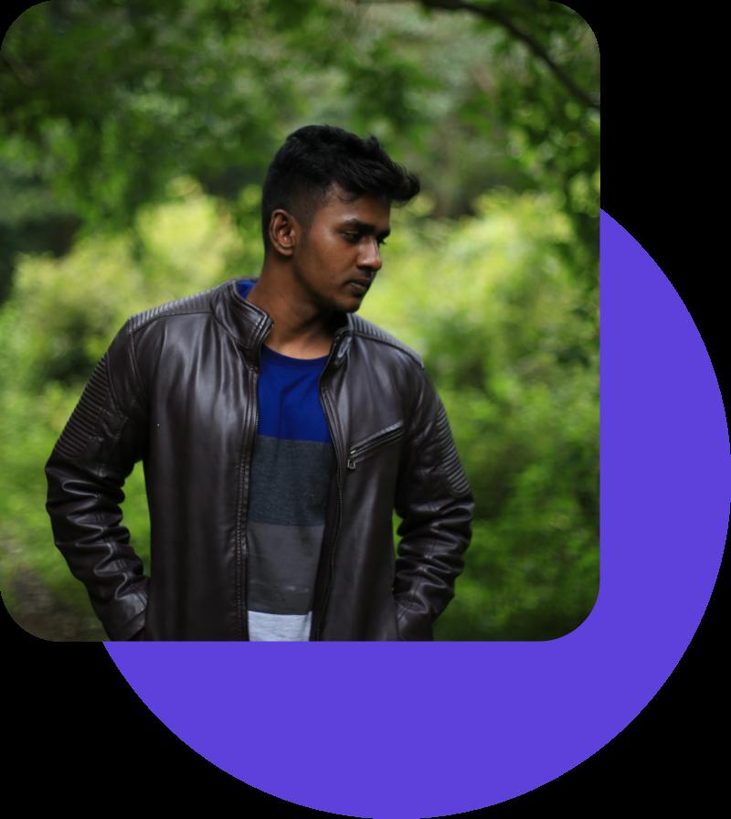 Venkat Selvan - Intro Pose